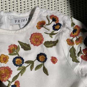 Primark Embroidered Top | 1.5 - 2T
